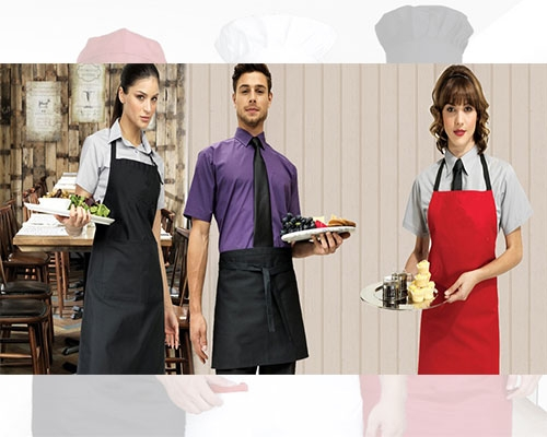 Customised Aprons